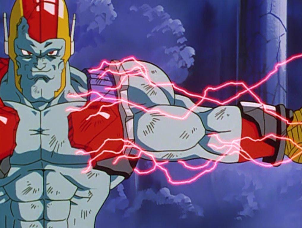 regeneration gt rilldo metal meta dragon ball hyper cell absorbs