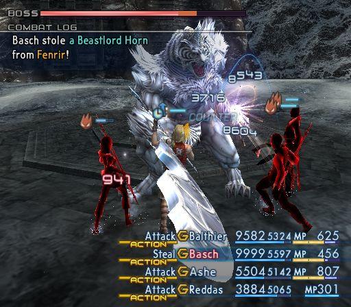 Fenrir (Final Fantasy XII) - The Final Fantasy Wiki - 10 ...