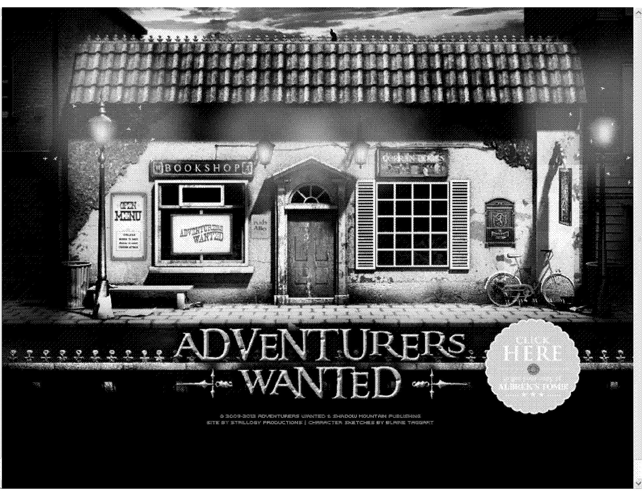 Adventurers Wanted Wiki