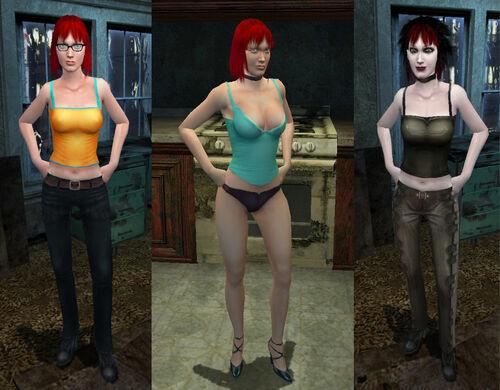 Vampire bloodlines nude pics 79