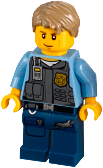 Chase McCain - Brickipedia, the LEGO Wiki
