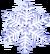 Snowflake Pin II