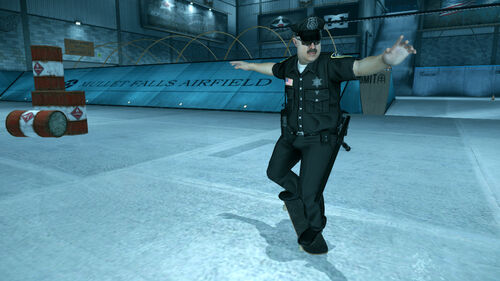 Officer Dick Tony Hawk S Games Wiki