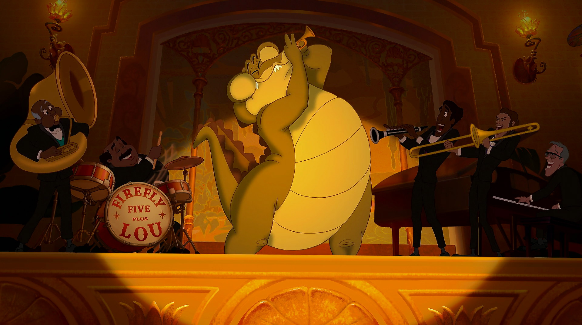 Princess and the frog louis - photo#29