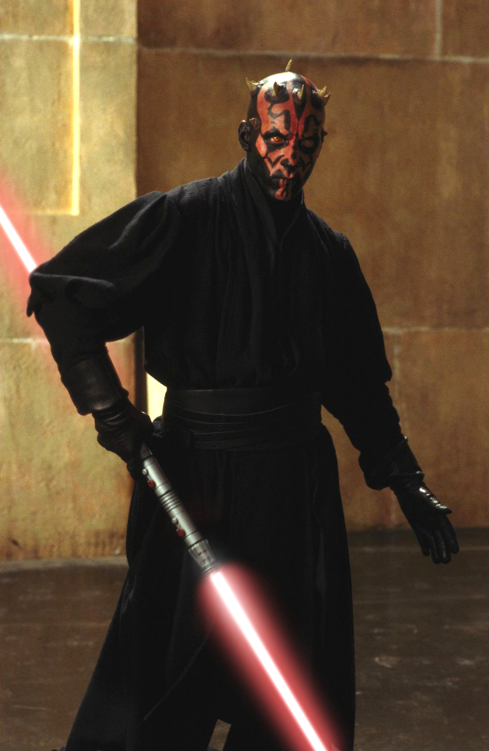 Darth Maul's lightsaber - Wookieepedia, the Star Wars Wiki