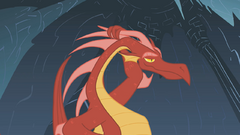 Orig Char Guide 240px-The_dragon_likes_what_Rarity_says_S1E07