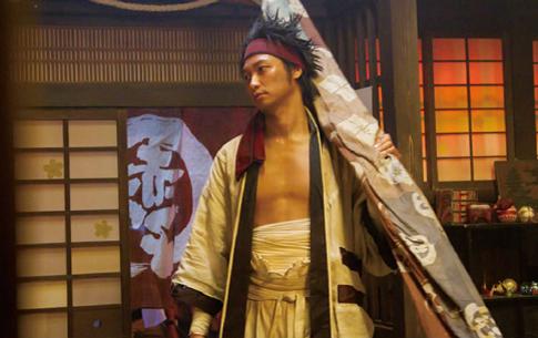 Sagara Sanosuke - Rurouni Kenshin Wiki