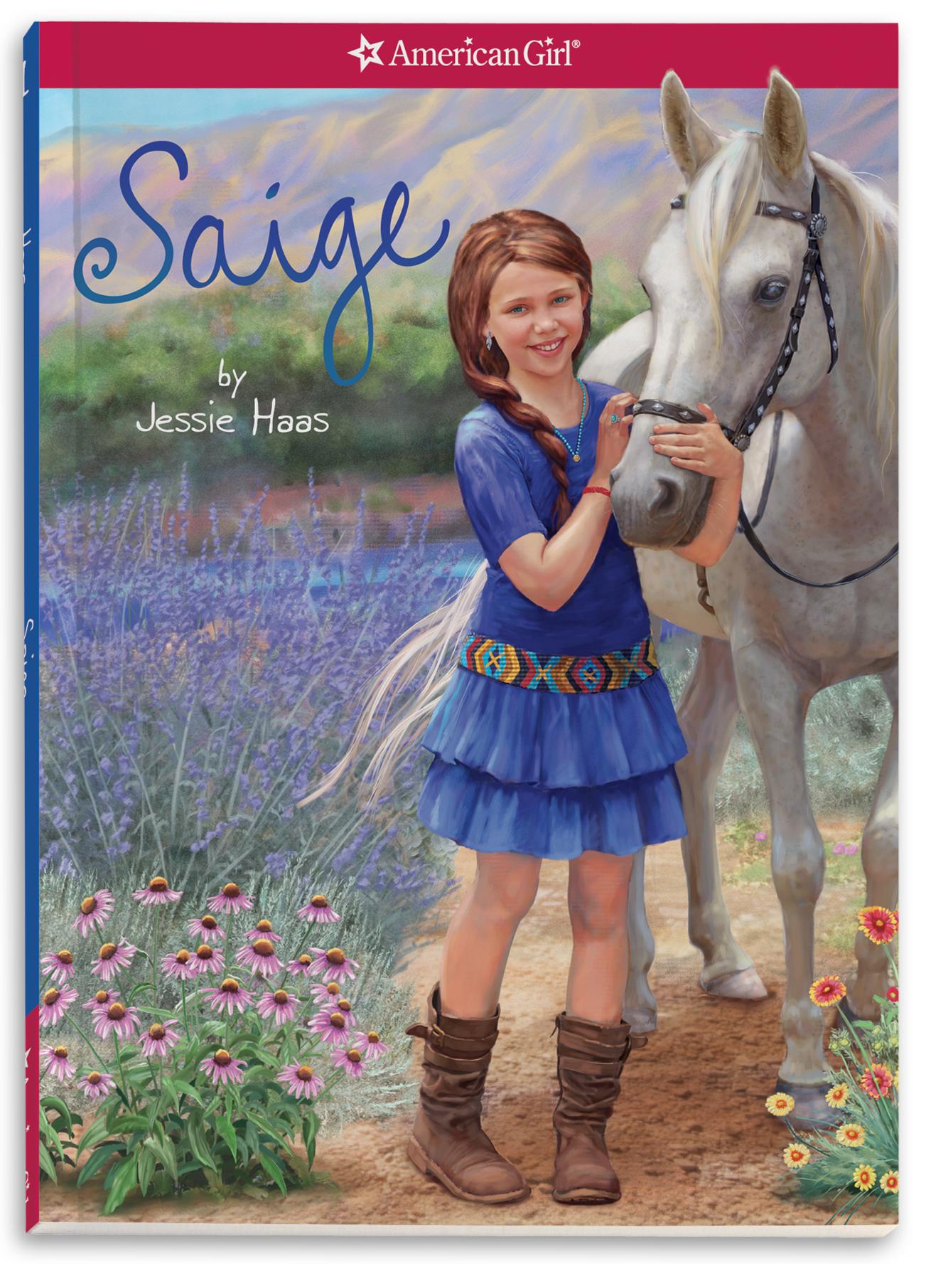 Saige Book