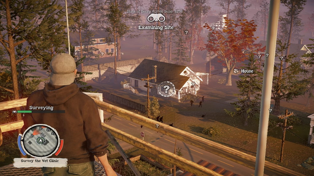 State of Decay - surveying