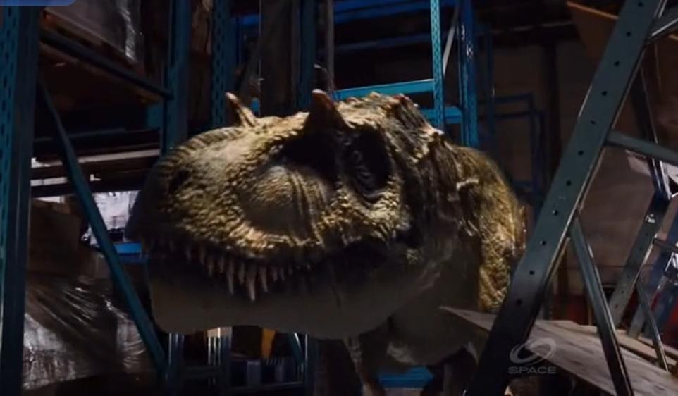 Primeval New World Albertosaurus Albertosaurus - Anomal...