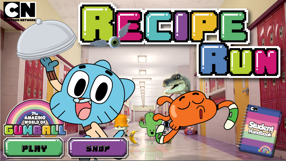 Gumball Online Free Games
