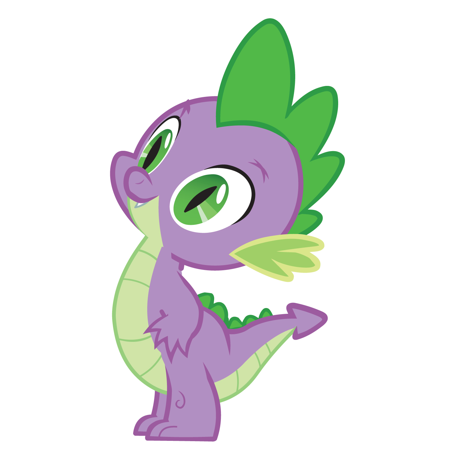 Spike (My Little Pony) - Protagonists Wiki