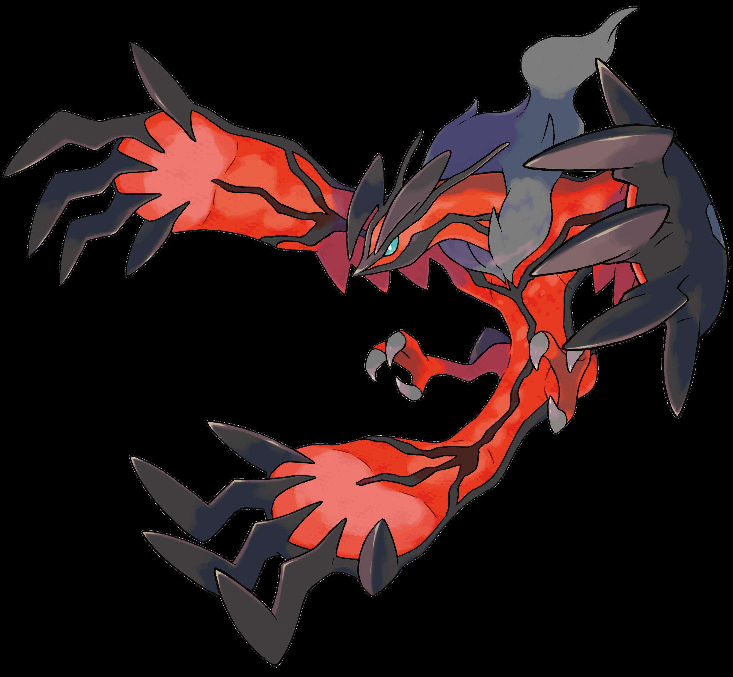 Diferencias entre Pokémon x y Pokémon y Yveltal