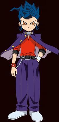 Bild victor blade inazuma eleven wiki fu ball - Inazuma eleven go victor ...