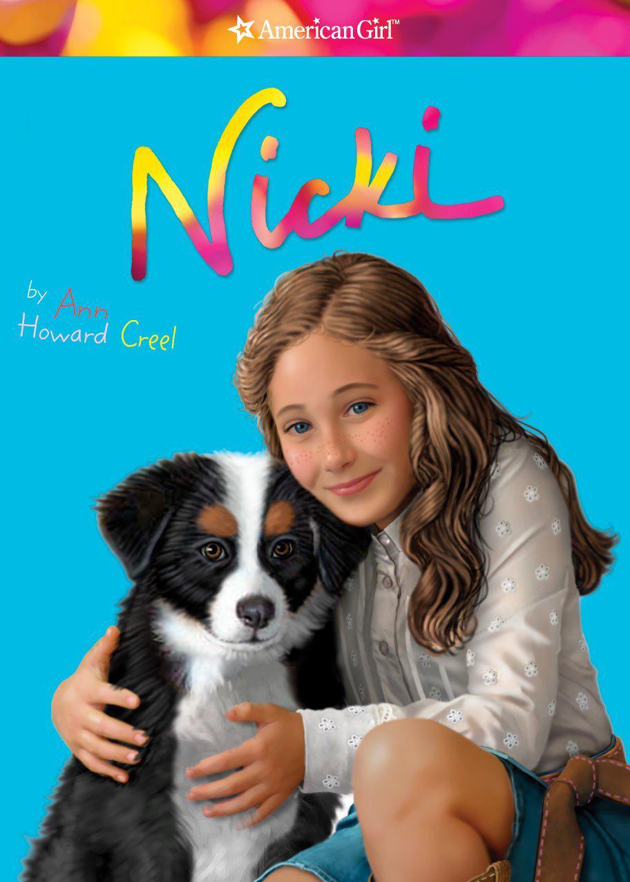 Nicki Book American Girl Wiki