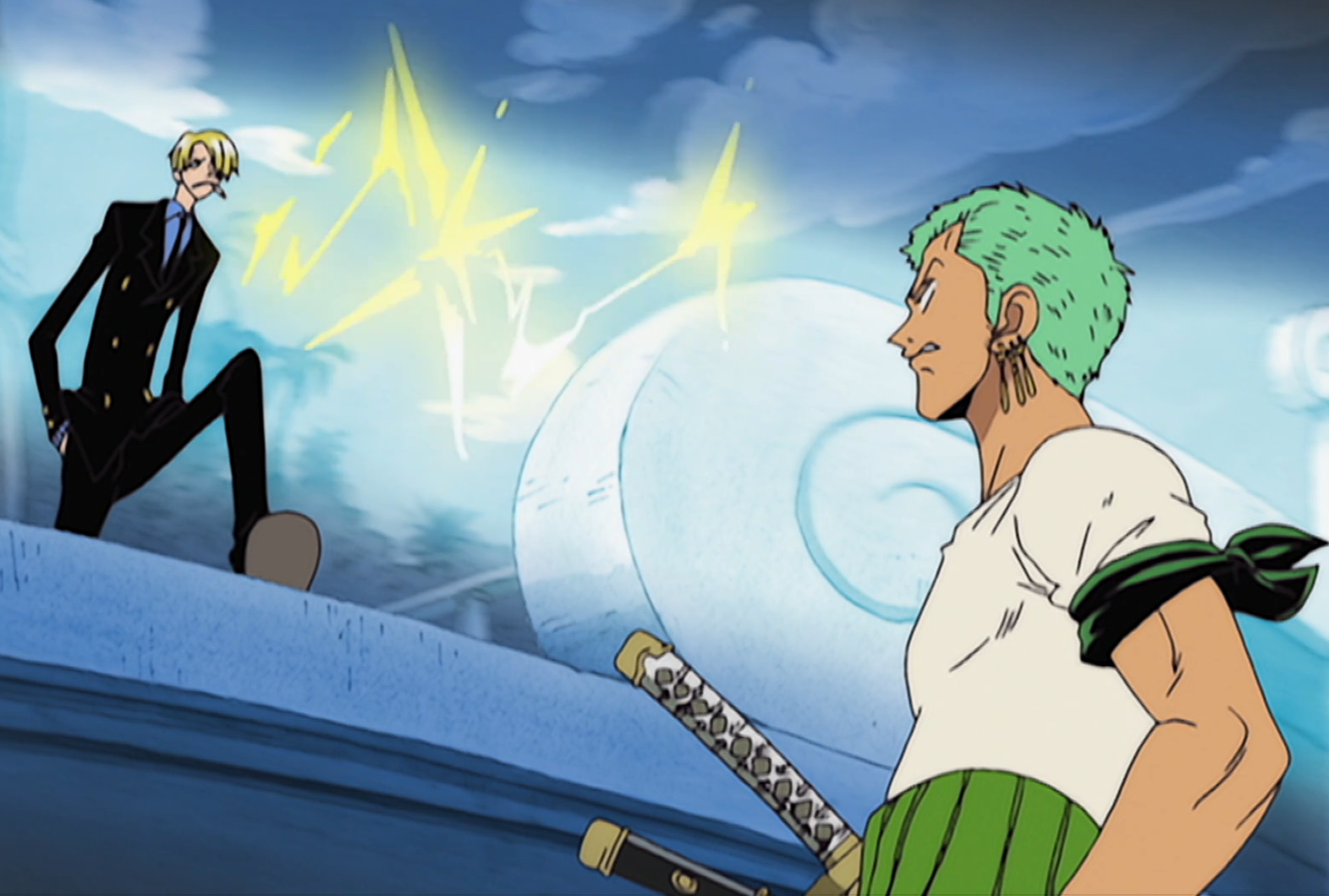 Roronoa Zoro/Personality and Relationships - The One Piece ...  One