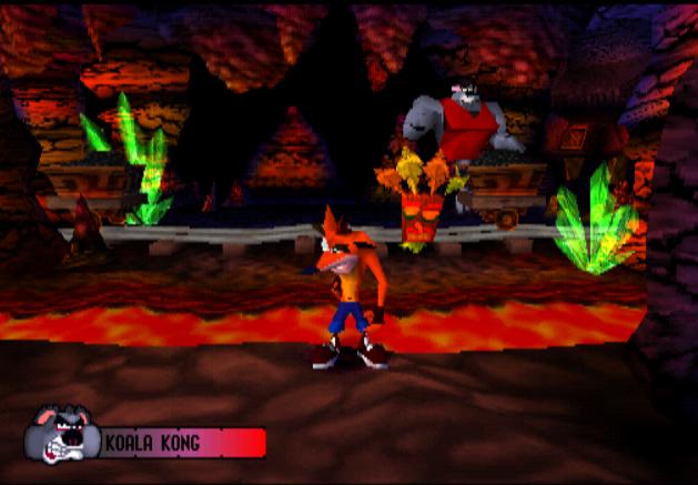 Koala Kong (Boss Fight) - Bandipedia, the Crash Bandicoot ...