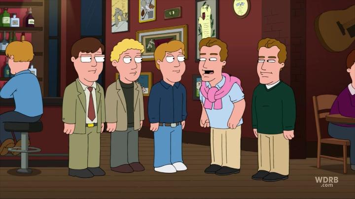 Winklevoss+twins Winklevoss twins - Family Guy Wiki