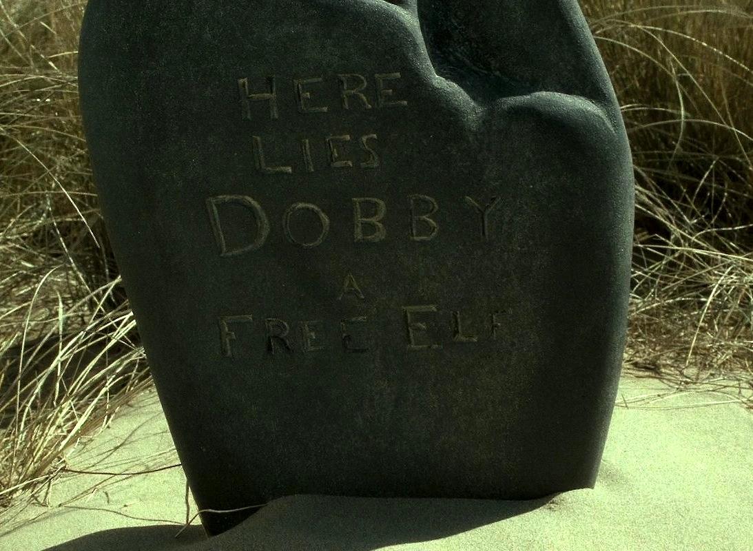 here lies dobby - photo #5