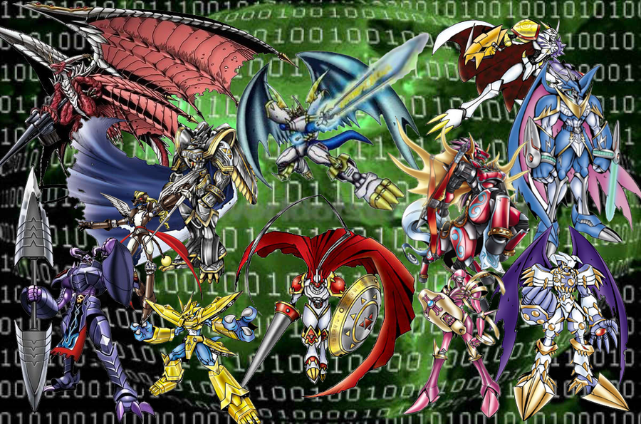 The Royal Knights - Roblox Digimon Masters Wiki