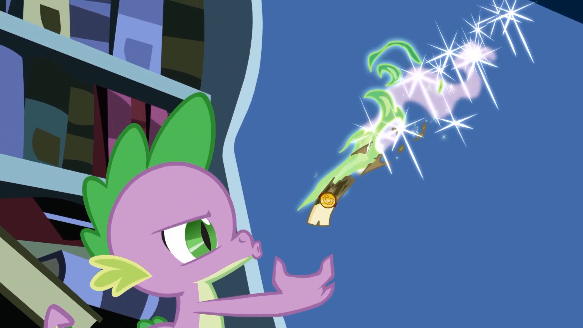 Spike My Little Pony Friendship