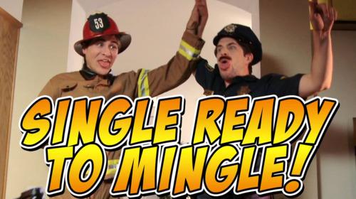 Singles ready to mingle