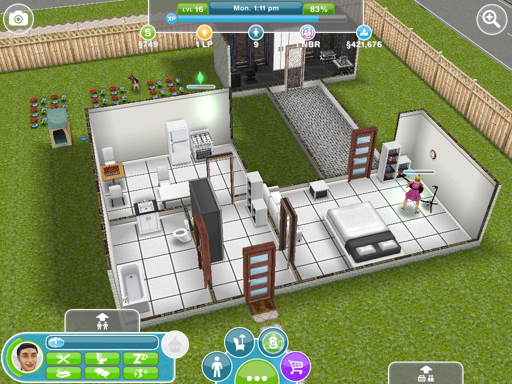 Sims Freeplay Design Fashion Using A Fashion Studio