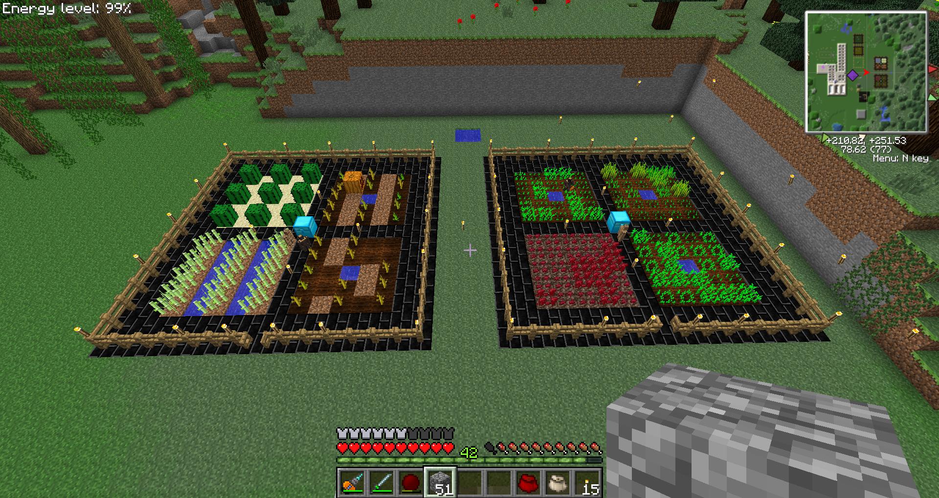 how to create a golem farm thaumcraft