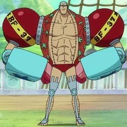 Tripulação Mugiwara 250px-Franky_Anime_Post_Timeskip_Infobox