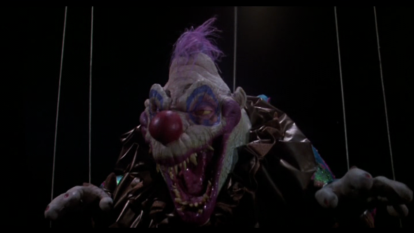 Jojo the klownzilla killer klowns wiki for Who owns outer space