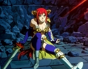 Fruit de Titania, Erza Scarlet no Chikara ! 300px-Flight_Armor