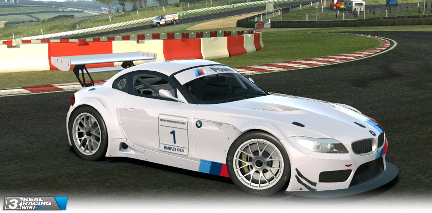 Bmw Z4 Gt3 Real Racing 3 Wiki
