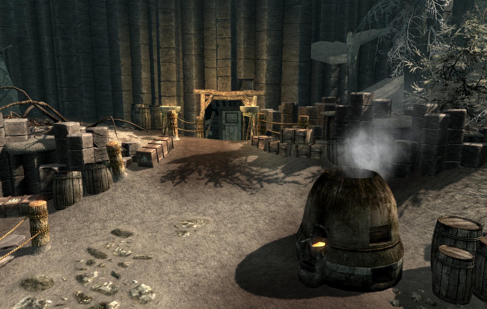 Raven Rock Mine Dragonborn The Elder Scrolls Wiki
