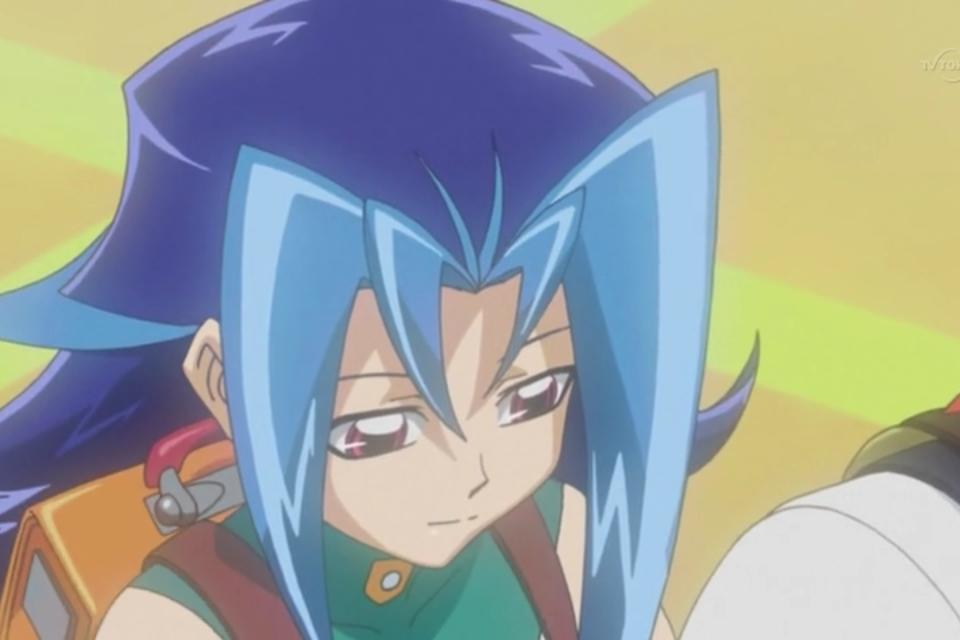 Yu-Gi-Oh  ZEXAL - Episode 091Yugioh Zexal Rio