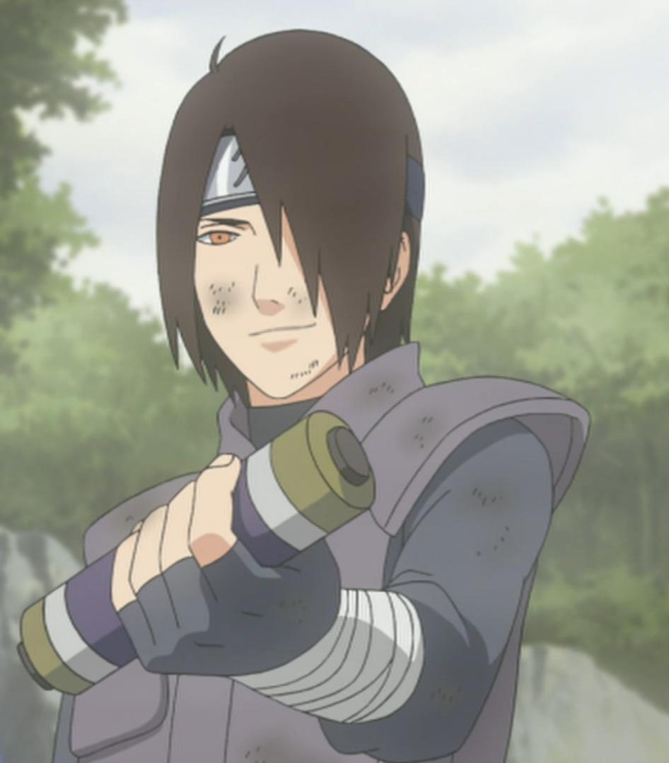Naruto History And Descriptions: Utakata