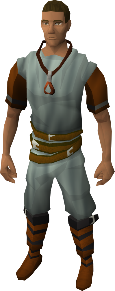 Neck slot runescape