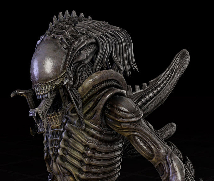 xenomorph vs necromorph - photo #37