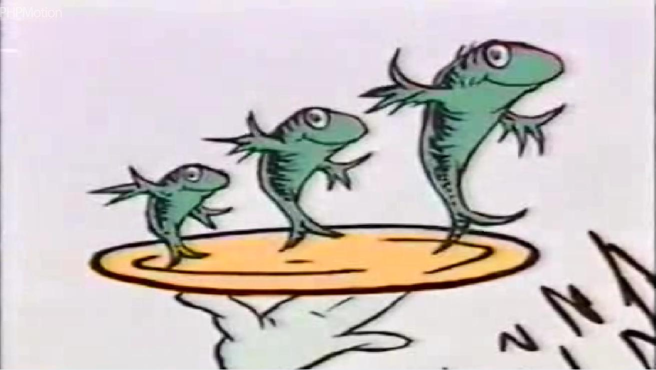 Image and i get fish right on my dr seuss wiki for Dr suess fish
