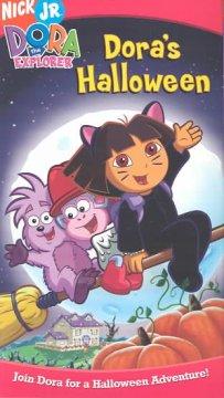 Dora's Halloween - Dora the Explorer Wiki