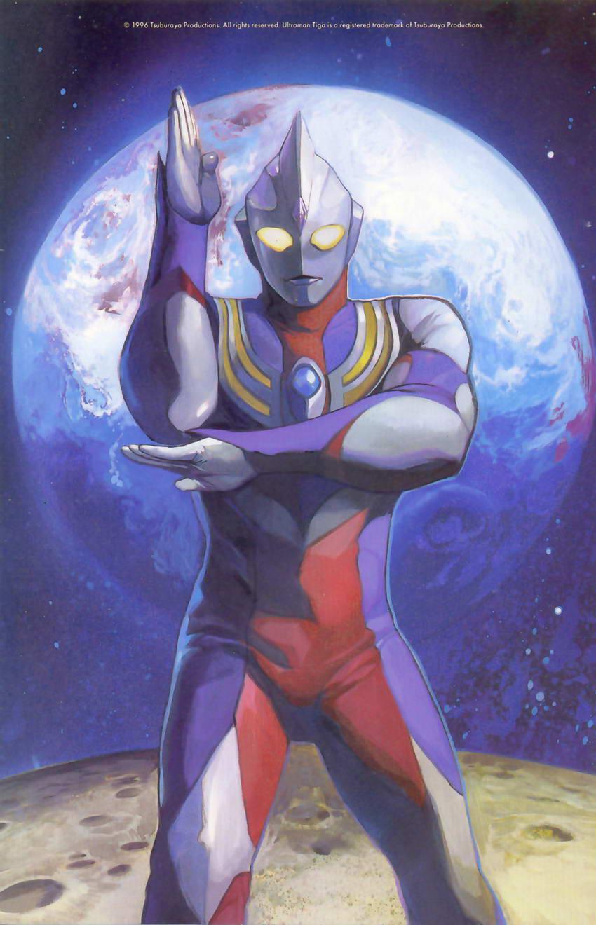 Ultraman Tiga Character Tiga Manga Ultraman Wiki