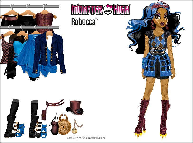 Stardoll images monster high wiki - Monster high robecca steam ...