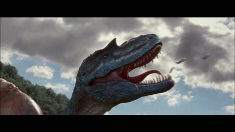 pachyrhinosaurus vs gorgosaurus  Gorgosaurus had a large role