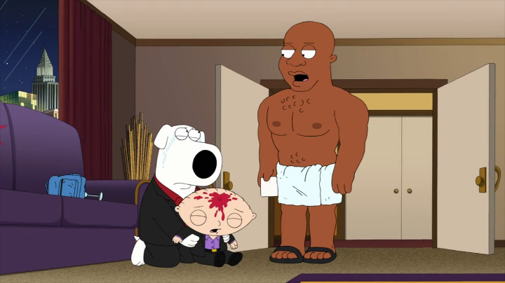 family guy stewie las vegas reference