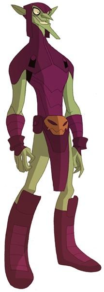 Green Goblin - Spectacular TMNT Spider-Man Wiki