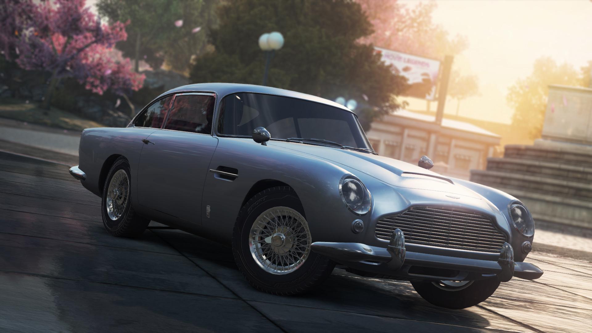 1964 Aston Martin DB5 Vantage infomation specifications