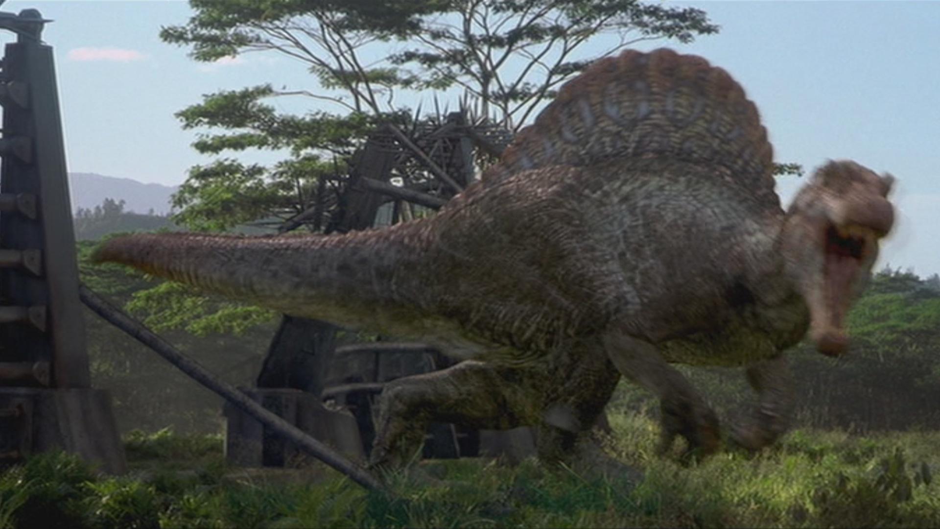 Jurassic Park T Rex Roar FBR IV - in Honour of ...