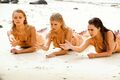Mako Mermaids On Sand