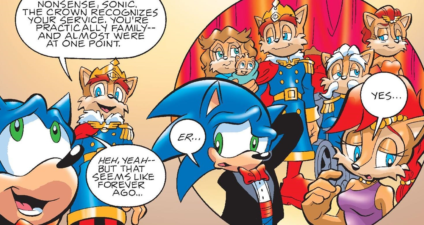 archie sonic the hedgehog issue 174 sonic news network