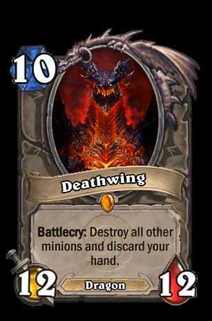 Deathwing Hearthstone Heroes Of Warcraft Wiki