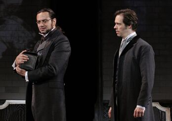 utterson and jekyll relationship problems